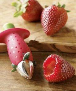 Уред за почистване на ягоди