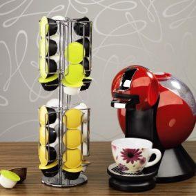 Поставки за капсули кафе. Dolce Gusto, Lavazza, Nespresso и др.