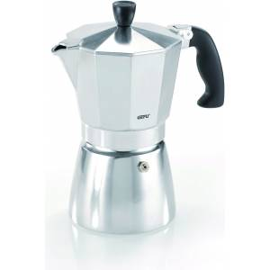 "GEFU Алуминиева кафеварка ""LUCINO"" за 3 кафета"