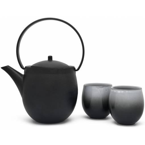 "Bredemeijer Подаръчен сет за чай ""Sendai""  - 3 части"